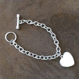 Jewelry - Silver Tiffany's Style Bracelet